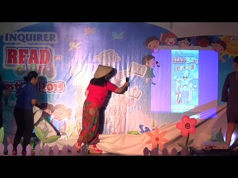 Inquirer Read-Along joins CCP's Performatura festival