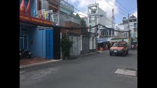Mua nhà mặt tiền Hoàng Hoa Thám, quận Phú Nhuận giá rẻ ở đầu tư