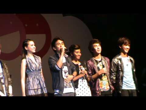 สัมภาษณ์ กัน The Star6 Smile Ratchaprasong