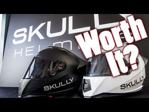Is the Skully Helmet Worth It? [AR-1 Beta Helmet Review!]