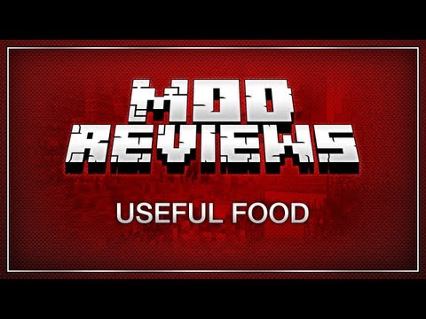 Minecraft Mod Review: Useful Food