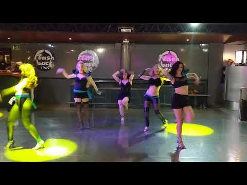 BDA2018: Laura & students in performance ~ video by Zouk Soul