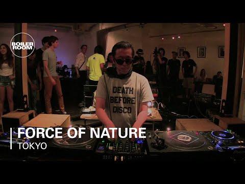 Force Of Nature Boiler Room Tokyo Mix