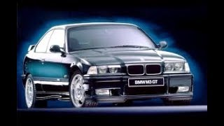 BMW E36 M3 EVO restoration