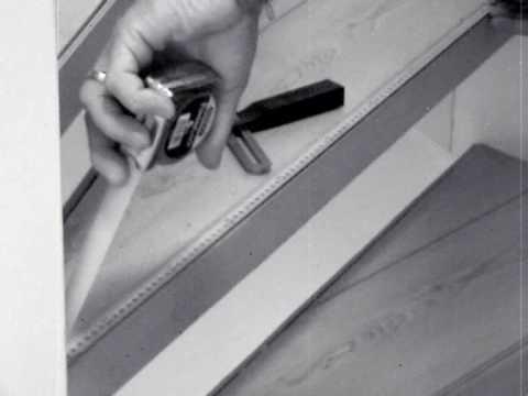 Leg je eigen laminaat doe het zelf op een open trap for Open trap renovatie