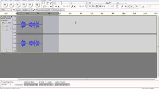 How To Remove The Background/Static Noise in Audacity
