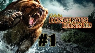Cabela's Dangerous Hunts 2013 - Walkthrough - Part 1 - Take The Shot (PC/X360/PS3) [HD]