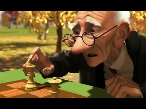 End of Toy Story - The chess