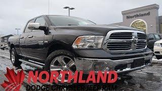 Walk Around 2015 RAM 1500 Big Horn   Northland Dodge   Auto Dealership in Prince George BC