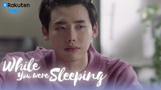 While You Were Sleeping - EP3 | Lee Jong Suk Can't Cook [Eng Sub]