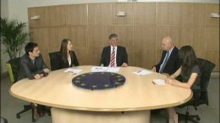 Discussion of MEP Indred Tarand and Representatives of Circassia