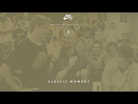 BATB X | Classic Moment: Shane O'neill Vs. Torey Pudwill