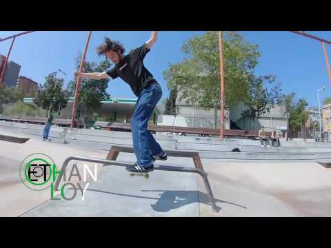 Nick Garcia & Ethan Loy Pole Jam Party