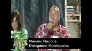 06 11 2013 Apertura del Plenario Nacional de Delegados Municipales