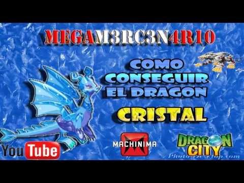 COMO SACAR EL DRAGON CRISTAL 100% ACTUALIZADO 2016