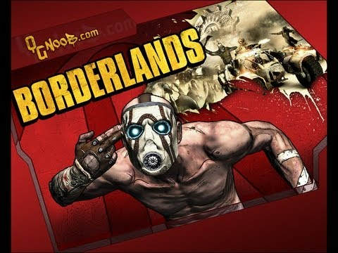 Borderlands - Noobs bugados