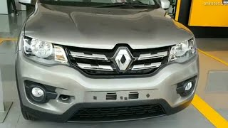 Renault Kwid 2019 - with updated features