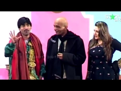 Kurian Pataka Munday Dhamaka New Pakistani Stage Drama Full Comedy Show