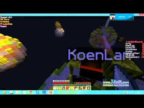 SkyWars /w Nahid - Minecraft