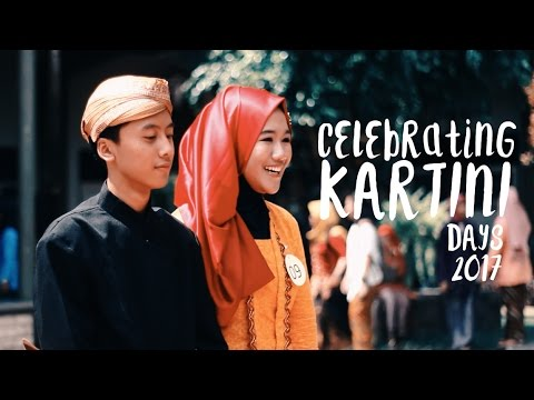 Celebrating Kartini Days 2017 - SMA N 1 WONOGIRI