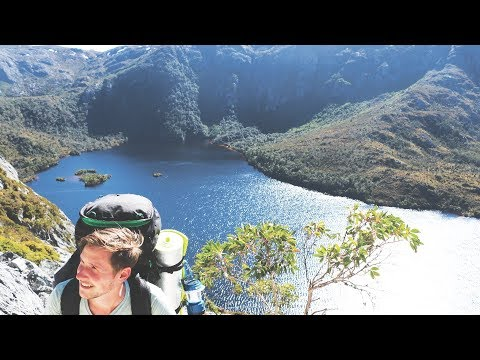 Weltreise Vlog • Cradle Mountain Nationalpark  • Tasmanien • #104