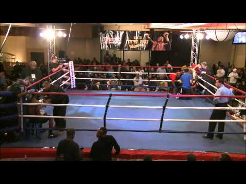 Victor Vasquez vs Osnel Charles in a slated eight-round lightweight affair from March 2013. I called the action ringside with my broadcast partner Ron Christ...