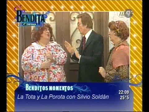 La Tota y la Porota con Silvio Soldán