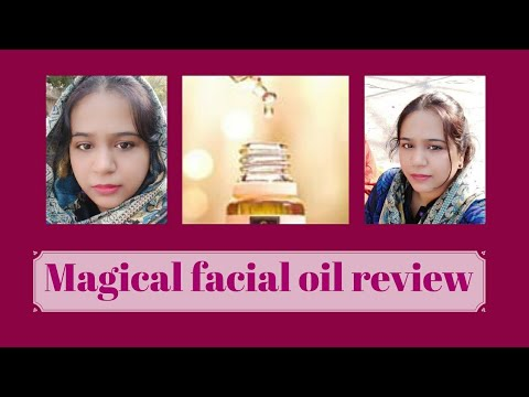 Ise lagaoge to Chamak jaoge/magical facial oil/product review