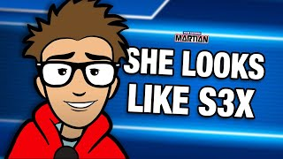 SHE LOOKS LIKE SEX [REMIX] feat. Mike Posner - (Your Favorite Martian music video)