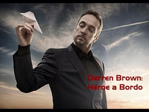 Derren Brown: Héroe a bordo