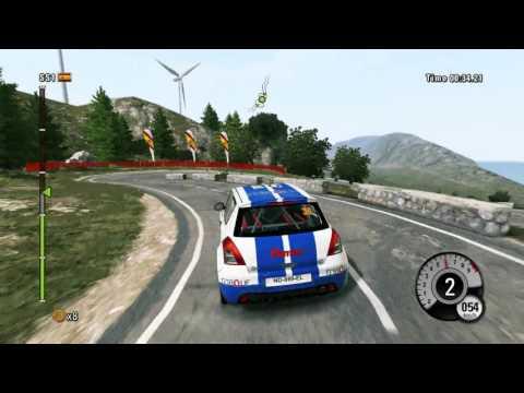 WRC 3 - RallyRACC - Rally de España, Coll de la Teixeta - Suzuki Swift Sport R2