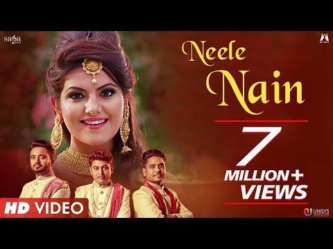 Neele Nain (Blue Eyes) Feroz Khan, Kamal Khan, Masha Ali Ft. Mr Wow | Punjabi Song 2017 | Saga Music