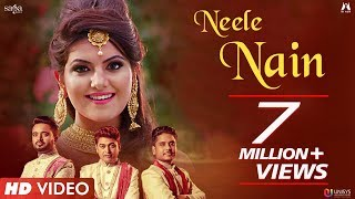 Neele Nain (Blue Eyes) Feroz Khan, Kamal Khan, Masha Ali Ft. Mr Wow | Punjabi Song 2017 | Saga Music