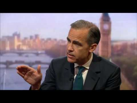 Mark Carney: Brexit carries risks and the B of E has a duty to highlight them