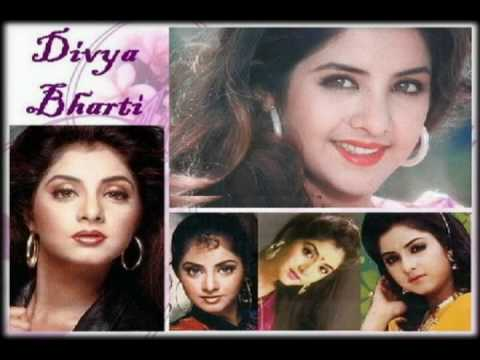 Kitna Haseen Chehra ~ Happy 38Th Birthday ♥♥ Divya Bharti...