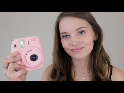 Polaroid ASMR - Let Me Take Your Picture!