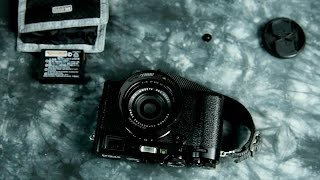 NEW FUJIFILM X100F Close Look & Recommended Accessories