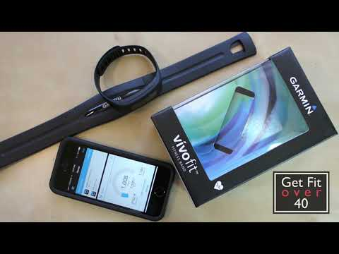 Garmin VivoFit Activity Tracker with Heart Rate Monitor Bundle Preview
