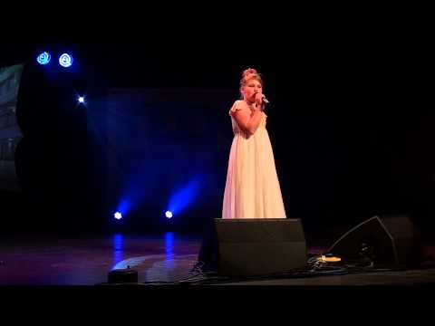 One And Only - Adele Performed By Sasha France At Teenstar Singing Competition video