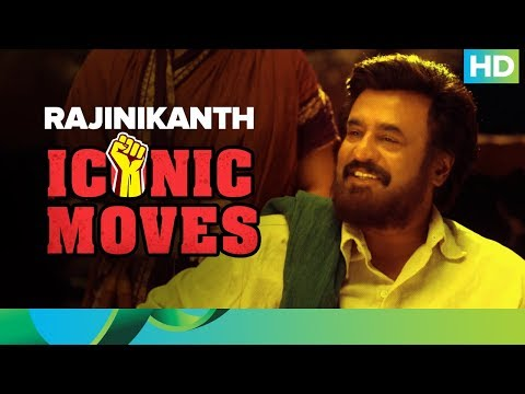 What you can't, Rajni can! | Rajinikanth's Iconic Moves