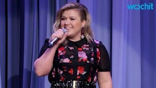 Kelly Clarkson Responds to Fat Shaming Journalist Katie Hopkins