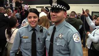 Chicago Police Department CPD Star Ceremony (Part 1)