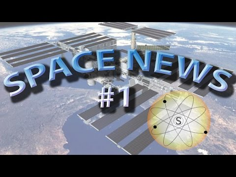 Space News 1: Space Plankton and Mars Bones!