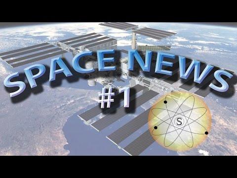 Space News 1: Space Plankton and Mars Bones!