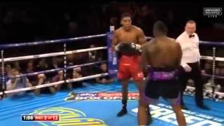 Anthony Joshua Vs Dillian Whyte (Full Fight)