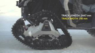 Can-Am Apache 6x6 LT Winter Track Kit