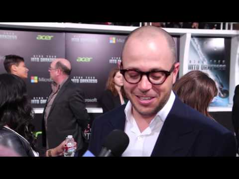 Damon Lindelof Star Trek Into Darkness Premiere
