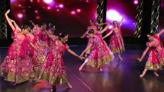 shalini Choreograph  krishna radha dance