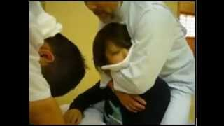 Insane Japanese Massage.