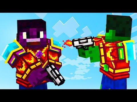 MINECRAFT WITH GUNS!? (Pixelgun 3D)